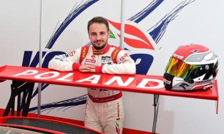 Kuba Giermaziak na starcie legendarnego 24h Le Mans!