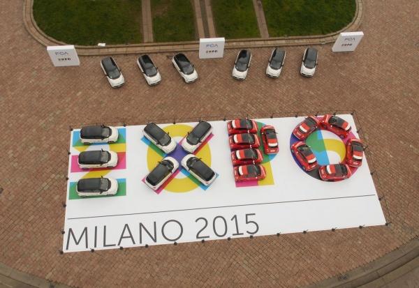 Expo Milano 2015 i Fiat Chrysler Automobiles