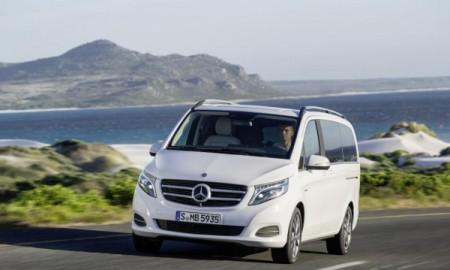 Mercedes Klasa V – rok sukcesów