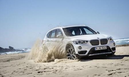 BMW X1 po retuszach