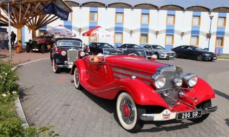 14 Zlot klasycznych Mercedesów zawita do Łodzi