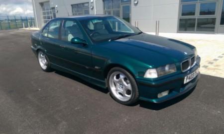 BMW M3 z Top Gear do kupienia