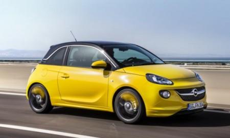 Opel Adam z nową przekładnią