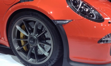 Porsche 911 GT3 RS na oponach Michelin Pilot Sport Cup 2