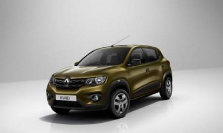 Renault KWID oficjalnie