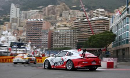 Porsche na ulicach Monako