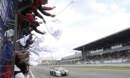 Nowe Audi R8 LMS wygrało 24-godzinny wyścig