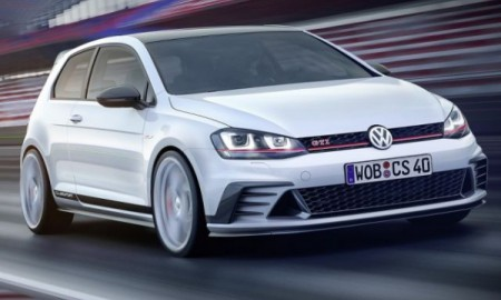 VW Golf GTI Clubsport – Urodzinowy Golf