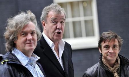 Clarkson, Hammond i May w trasie