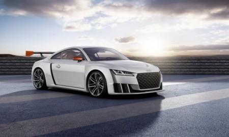 Audi TT clubsport turbo - Potężna dawka mocy