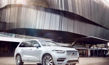 Volvo XC90 docenione w Niemczech