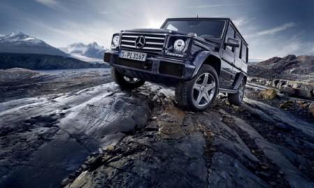Mercedes Klasa G – Więcej mocy