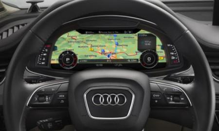 Audi z mapami wysokiej rozdzielczości