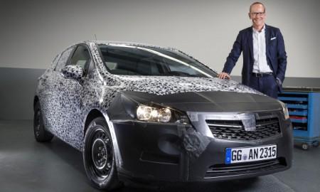Opel Astra – Czas zmian