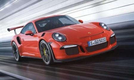 Nowe Porsche GT jeszcze lżejsze