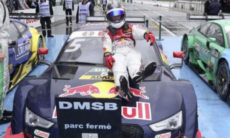 Potrójne zwycięstwo w DTM