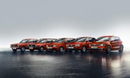 VW Polo – To już  40 lat