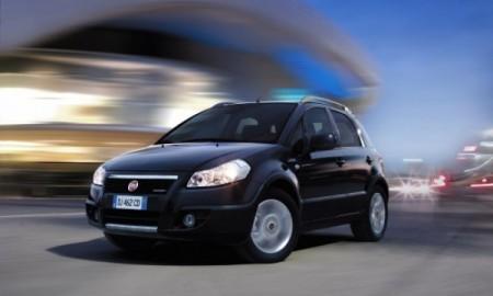 Fiat Sedici z usterką