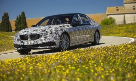 BMW 7 2016 – Suma innowacji