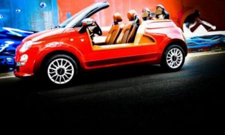 Fiat 500 – W stylu buggy