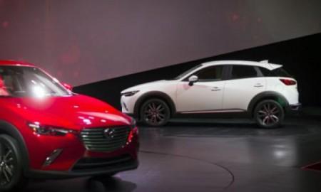 Mazda CX-3 z cenami