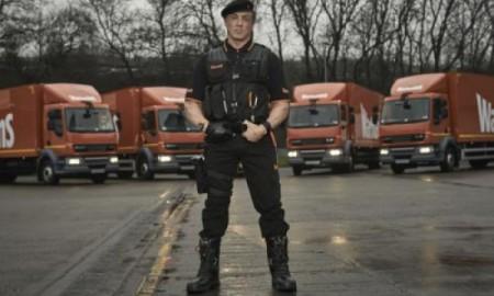 Sylvester Stallone jako kierowca… w piekarni