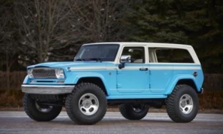 Prototypy 49 Moab Easter Jeep Safari