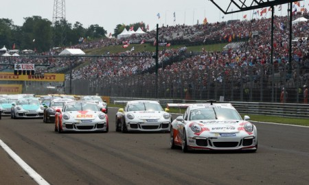 Giermaziak wraca na tor Porsche Supercup