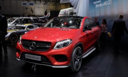 Nowości Mercedesa na Poznań Motor Show 2015