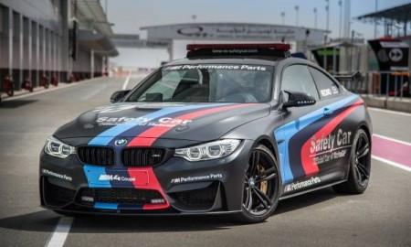 BMW M4 – Na torze Moto GP 2015