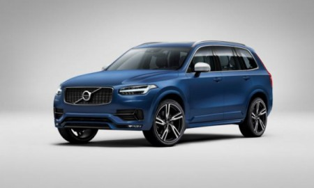 Red Dot Design dla Volvo XC90