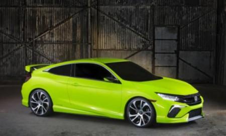 Honda Civic Concept – Tak będzie wyglądała 10 generacja