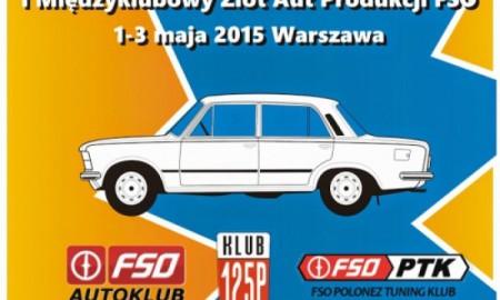I Międzyklubowy Zlot FSO i polskich pojazdów PRL