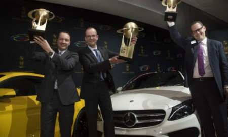 Mercedes zdominował World Car of the Year 2015