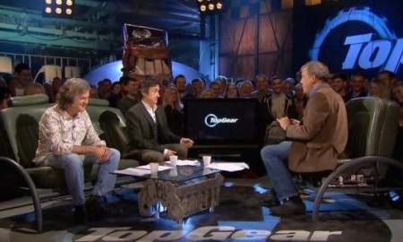 Demontaż studia Top Gear