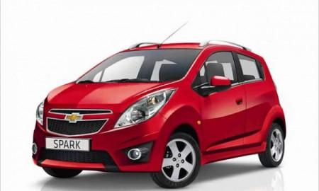 Chevrolet Spark do serwisu