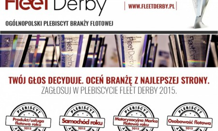 Plebiscyt Fleet Derby 2015