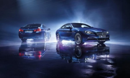 Alpina świętuje - B5 Bi-Turbo i B6 Bi-Turbo Edition 50