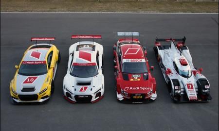 Audi Sport przed nowym sezonem