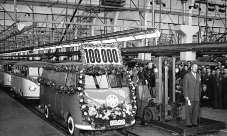 VW Bulli ma 65 lat
