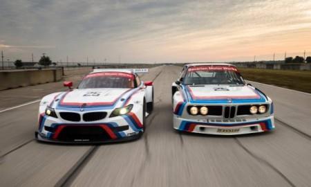 BMW Z4 GTLM w rocznicowej stylizacji
