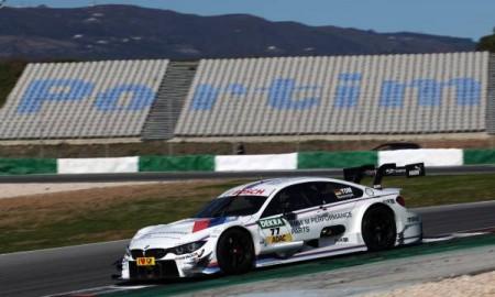 BMW M4 DTM po pierwszych testach
