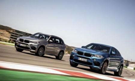 BMW X5 M i X6 M z oponami Michelin Pilot Super Sport