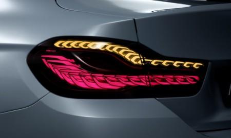 BMW M4 z technologią OLED