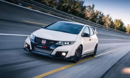 Honda Civic Type R – Debiut z rekordem