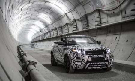 Range Rover Evoque Cabrio na rynku
