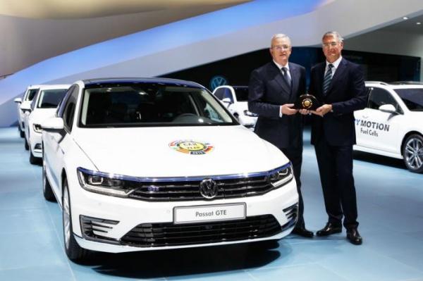 VW Passat zwycięzcą Car of the Year 2015