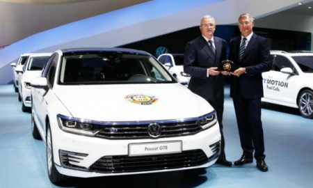 VW Passat zwycięzcą Car of the Year 2015