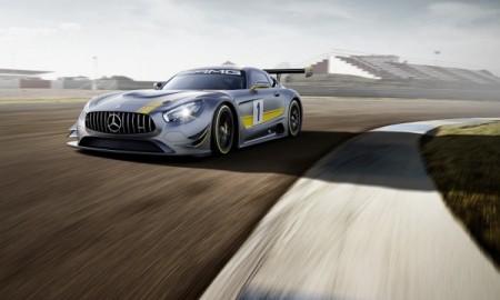 Mercedes-AMG GT3 – Gotów do walki