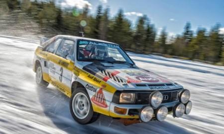 Audi Tradition rozpoczyna sezon 2015